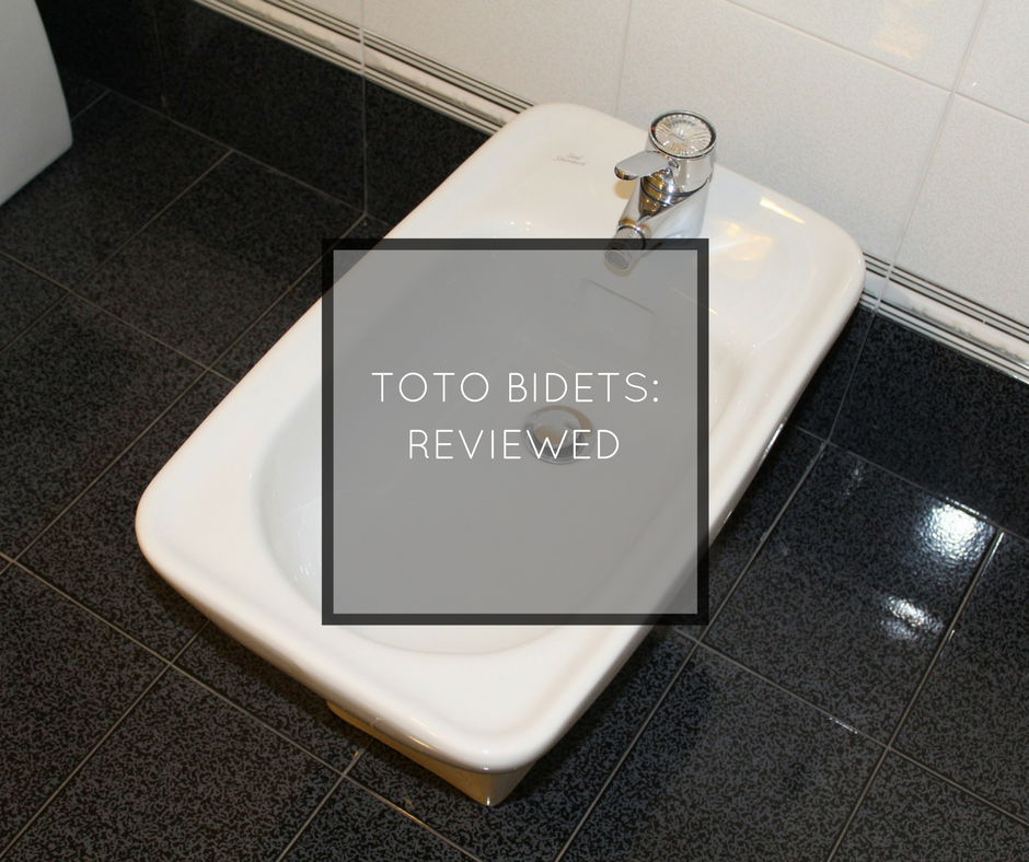 TOTO Bidet Review - Review & comparison of all TOTO bidet models